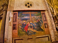 Leon Cathedral Mural