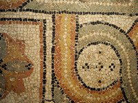 Mosaic Close-Up, Musee d'Aquitaine, Bordeaux